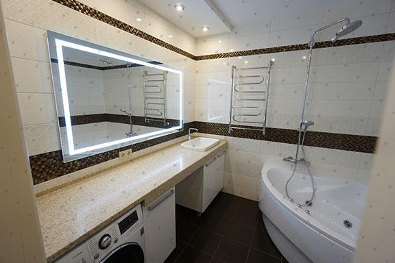 Дизайнерская мебель в ванной