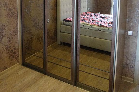 Шкаф-купе по дизайн-проекту