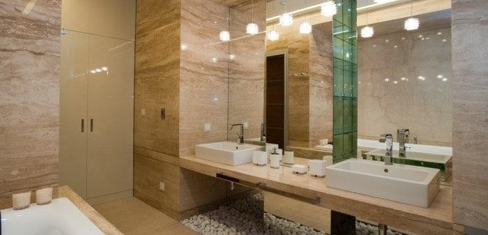 Евроремонт ванной комнаты