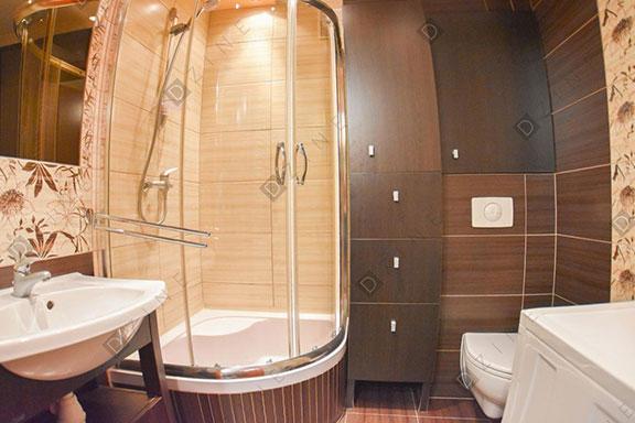 Отделка ванной комнаты