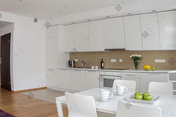 Ремонт кухни-гостиной