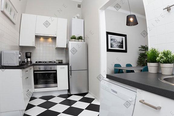 Кухня среднего сегмента