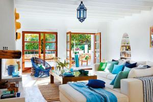 Магия романтики южного побережья в вашем доме - средиземноморский стиль в интерьере