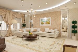 Нестареющая классика: дизайн интерьера в классическом стиле