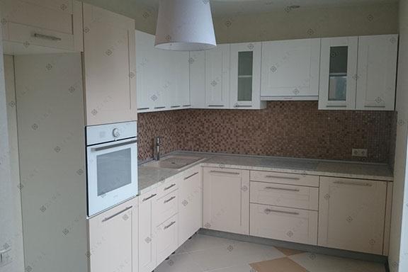 Кухонный гарнитур по размерам помещения