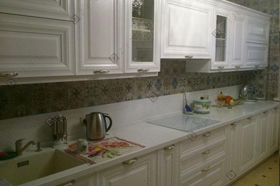 Кухонный гарнитур по индивидуальному заказу
