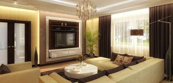 Базовый дизайн-проект квартиры