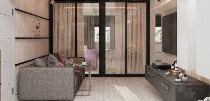 Стандартный дизайн-проект квартиры