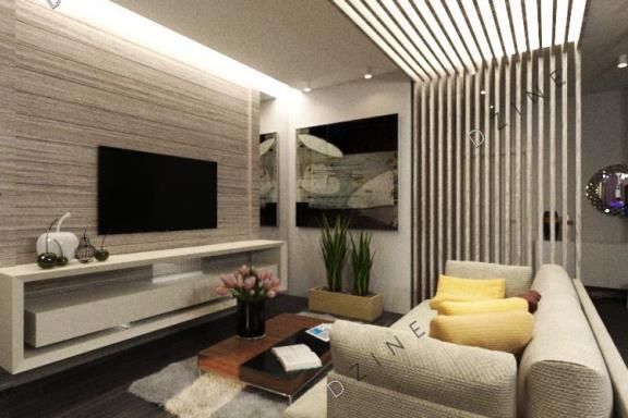 Дизайн-проект интерьера квартиры в скандинавском стиле