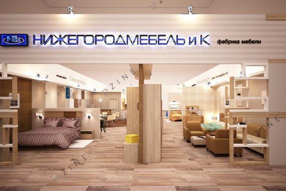 Выставка 'Нижегородмебель и К' на Экспоцентр Москва 2016