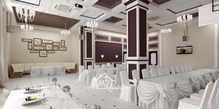 Дизайн общественного помещения