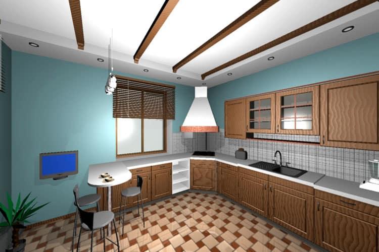 3Д визуализация дизайн-проекта
