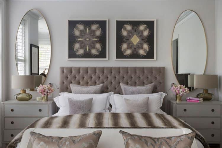 Безмятежность и спокойствие в Английской спальне