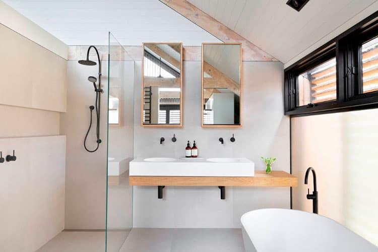 Чистота и свежесть ванной комнаты