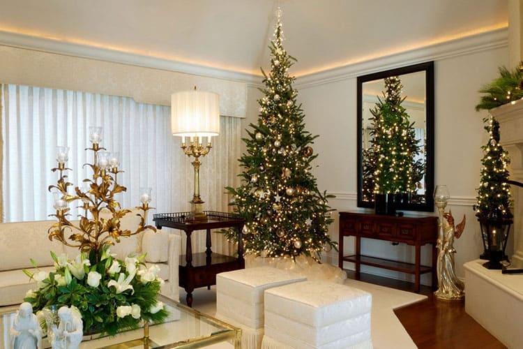 Как украсить квартиру или дом на новый год