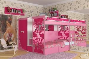 Как выбрать детскую мебель на заказ