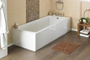 Какая ванная лучше - чугунная или акриловая
