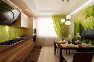 Какие бывают интерьеры кухни