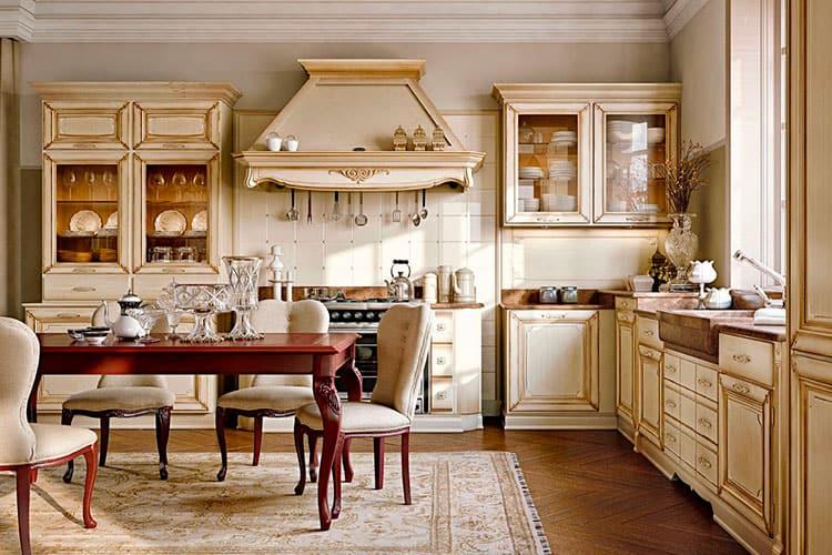 Каким должен быть интерьер кухни