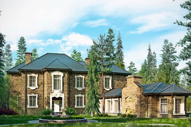 Классический дизайн-проект дома или квартиры