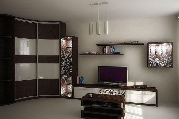 Классификация угловых шкафов