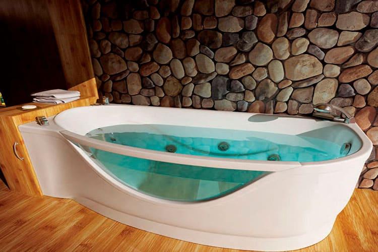 Королева эстетики - акриловая ванна