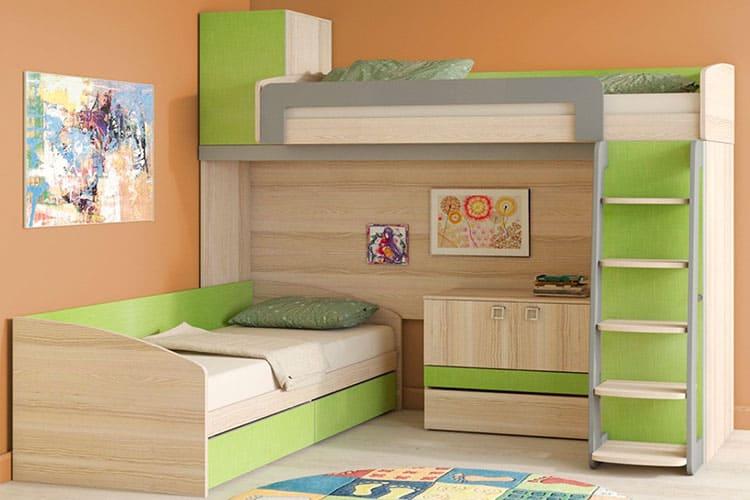 Обустройство спальных мест
