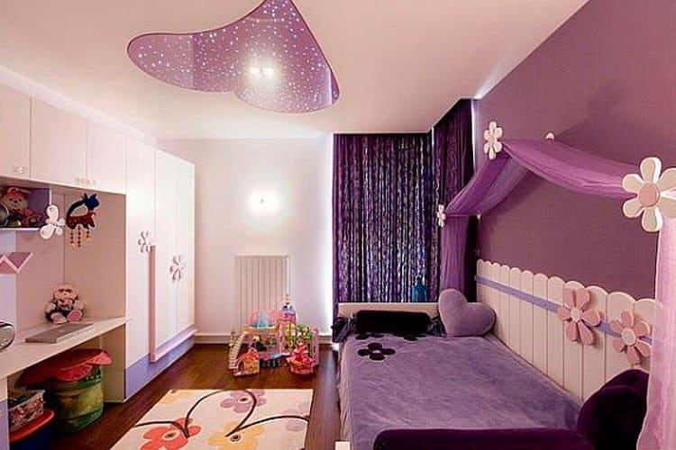 оформление девичьей комнаты как не прогадать с выбором дизайн-проекта