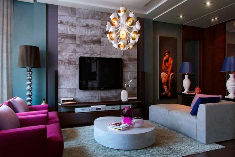 Оформление мягкой мебели