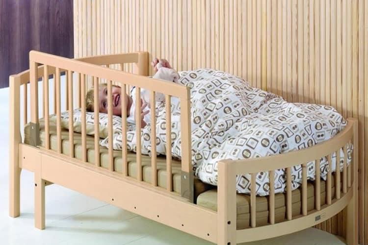 Особенности изготовления кроватей с бортиками