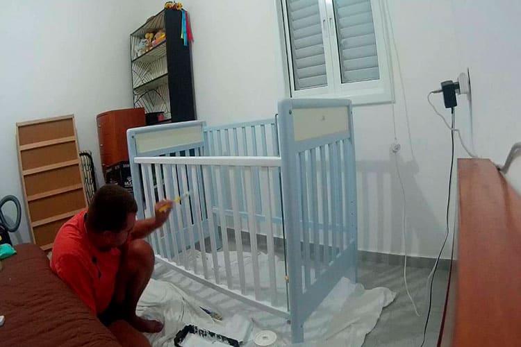 Особенности покраски в детской комнате