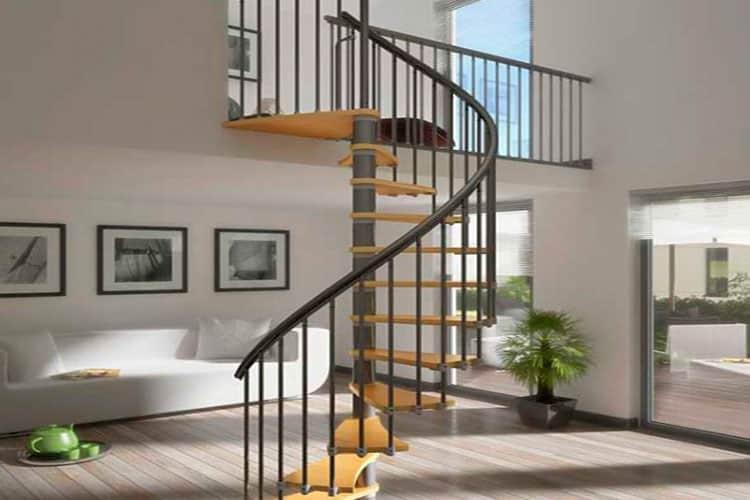 Подробнее о лестнице