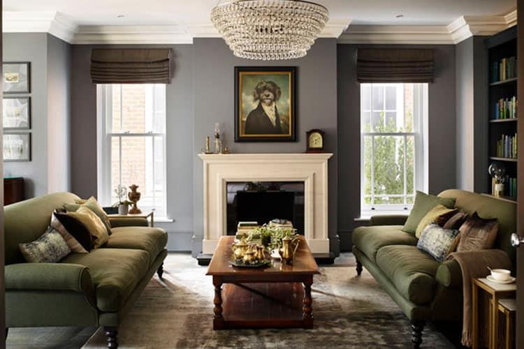 Подробнее о мебели и других интерьерных элементах