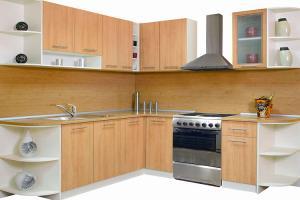 Преимущества и особенности кухонь из МДФ