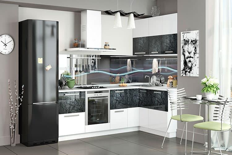 Продумываем обстановку кухонного помещения