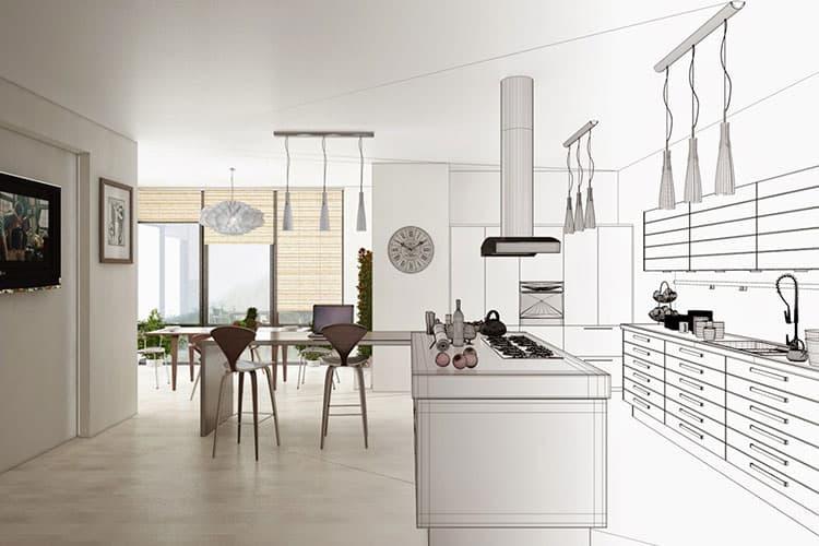 Проекты эскизного, декоративного и базового типа