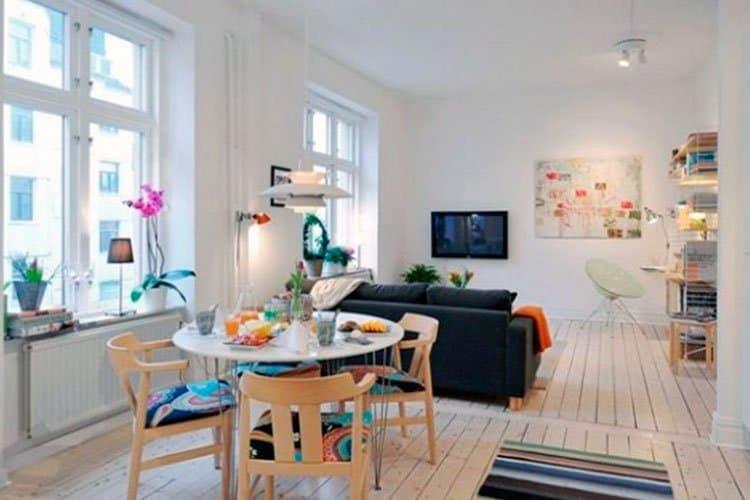 Дизайн однокомнатной квартиры 4