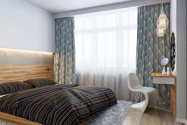 Спальня - средоточие уюта