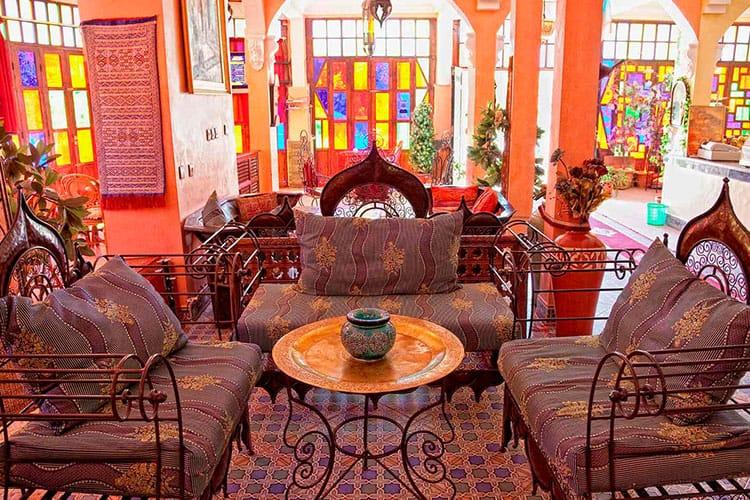 Специфический и самобытный Марокканский стиль