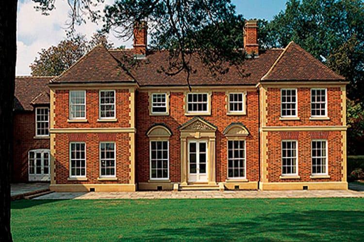 Внешний вид английских домов
