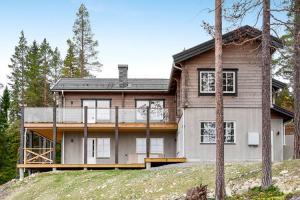 Загородные дома в скандинавском стиле
